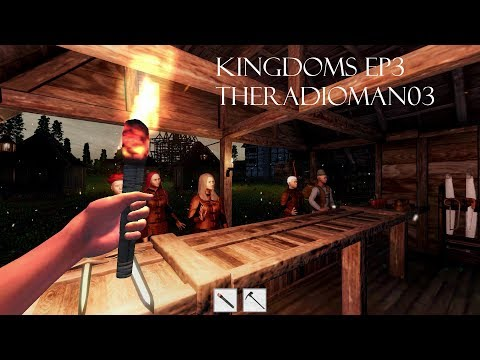 "Kingdoms EP5 ""Get Your Berries,Boards & Stones Here"""