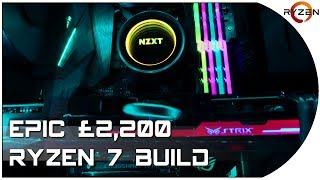 Epic Ryzen 1800X Build - Nemesis