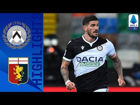 Udinese Genoa Goals And Highlights