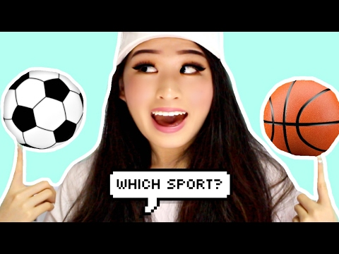 What Sport Are You Meant For?