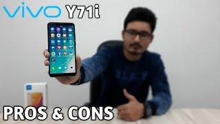 Vivo Y71i Pros & Cons | Vivo Y71i Review With Pros & Cons