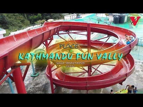 Kathmandu Fun Vally || Saga || Bhaktapur