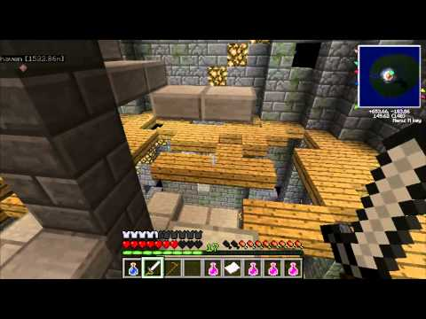 Minez Guide: *DOESN'T WORK* How To Get Good Loot Like Iron Armor and Enchanted Swords Part One