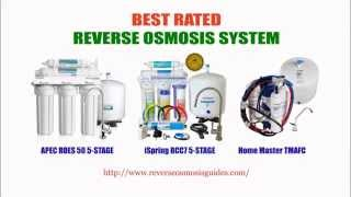 Best Reverse Osmosis System Reviews - Ultimate Guides