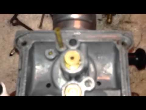 Yamaha blaster carb cleaning