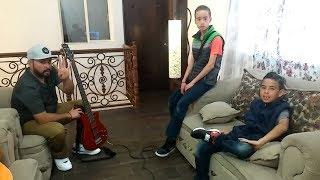 La Escuela No Me Gusto, Adriel Favela Y Javier Rosas, Niños Cantando Emi24 Hernandez