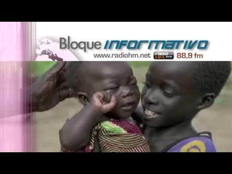 Vídeo Noticia: Sudán del Sur: se incrementarála refugiados en Europa