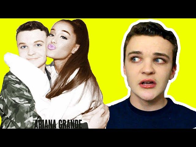 What meeting Ariana Grande is REALLY like!