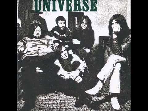 Universe   Universe 1971 FULL ALBUM Hard   Blues Rock
