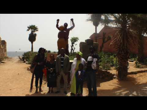 African- American :GOREE Slave Dungeon