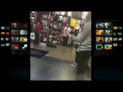 Ratchet Hood Rats Bully Employees in Mall Clothing Store 🤬