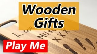 Wood Gift Ideas For Wife