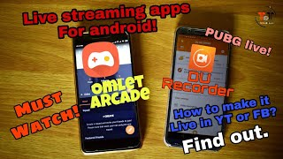 How to Stream using any phone with internal audio (NO PC