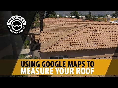 how-to-measure-the-square-footage-of-a-roof-with-google-earth.-measure-a-roof-for-metal-or-shingles.
