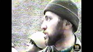Обложка Чечня Пленные из 22 ОБрСпН ГРУ январь 1995г