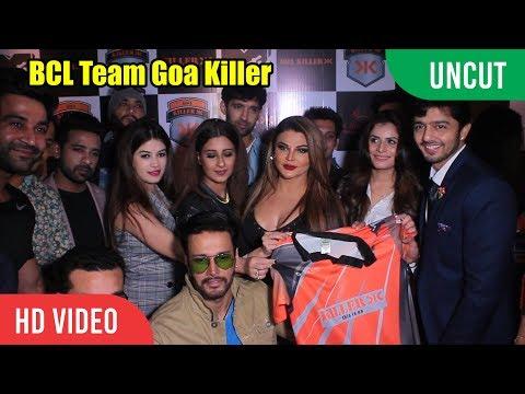 UNCUT -  BCL Night Party | Team Goa Killer | Rakhi Sawant, Bandagi, Puneesh Sharma, Dhinchak Pooja