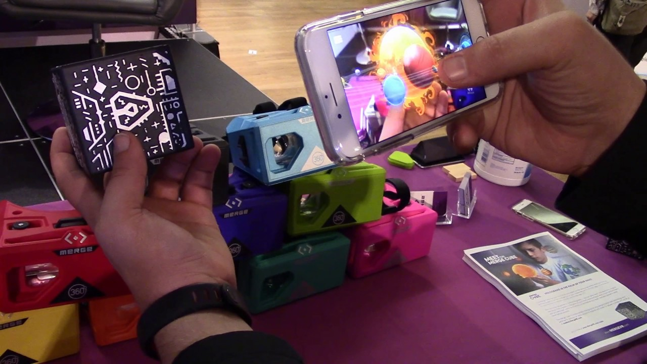 Image result for merge cube