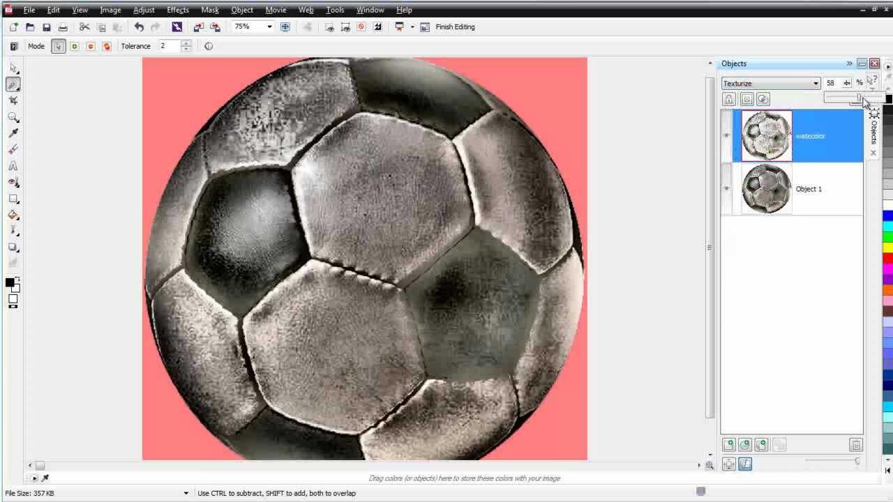 Coreldraw x6 for beginners applying adjustments and effects in corel coreldraw x6 for beginners applying adjustments and effects in corel photopaint baditri Image collections