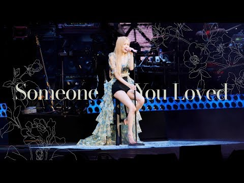 191204 BLACKPINK ROSÉ 로제 IN YOUR AREA Tokyo Dome 도쿄돔 직캠 - Someone You Loved (Solo Stage)