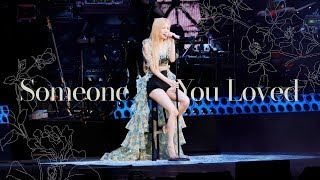 191204 Blackpink RosÉ 로제 In Your Area Tokyo Dome 도쿄돔 직캠 - Someone You Loved Solo Stage