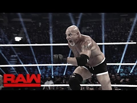 Thumbnail: Relive Goldberg's journey to the Royal Rumble Match: Raw, Dec. 26, 2016