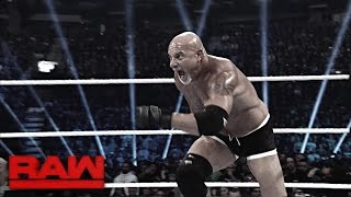 Relive Goldberg's journey to the Royal Rumble Match: Raw, Dec. 26, 2016 thumbnail