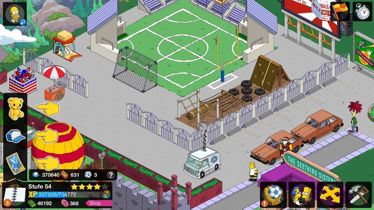 Kostenlose Simpsons Spiele