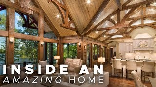 Inside an AMAZING Home  They Thought of EVERYTHING! Episode 1