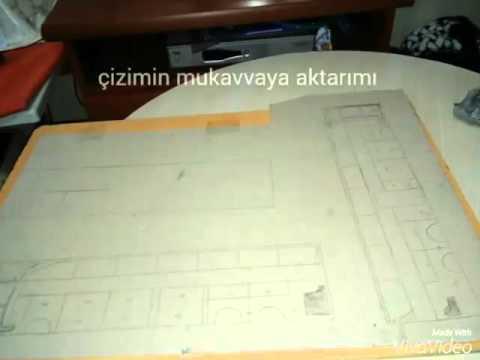 Maket Otobüs Yapım Aşaması Youtube