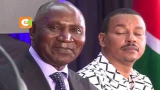 Raila amtetea Edward Ouko