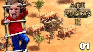 Der Climb beginnt! | Age of Empires 2 DE Ranked [#01]