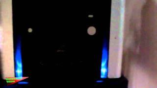 Random Pointless Video: Hard Drive Light Indicator Blinking