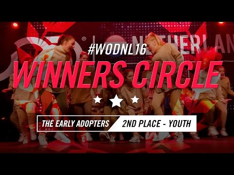 The Early Adopters | Winners Circle | World of Dance Netherlands Qualifier 2016 | #WODNL16