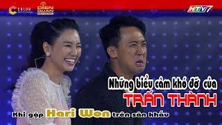 """Trấn Thành """"cười không thấy mắt trời"""" dù MẬP DẦN ĐỀU là vì có vợ Hari Won !!!   SML"""