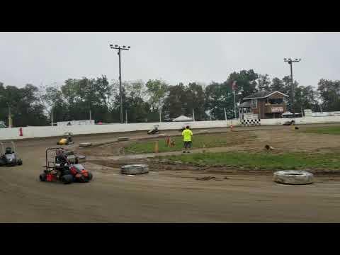 Snydersville Raceway Sr. Animal Champ