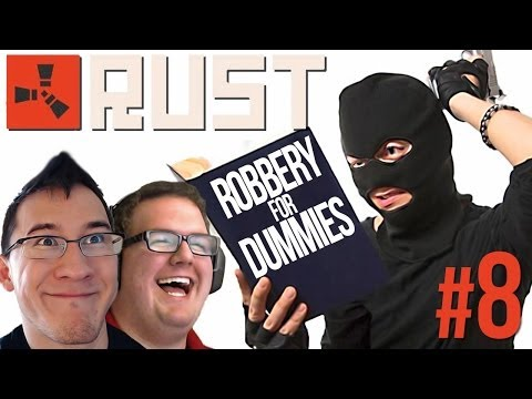 WORST BANDITS EVER | Rust Gameplay #8