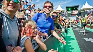 The official video footage from the Herbalife IRONMAN 70.3 Gdynia, ...