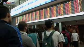 الأسهم الآسيوية تواصل موجة هبوطها