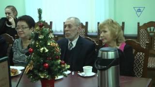 Встреча руководства ГрГУ имени Янки Купалы с ветеранами университета