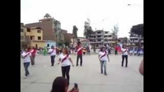 OLIMPIADAS 2012 Baile Profes Y Secretarias SAJ..MOV