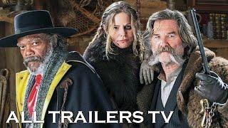 Омерзительная восьмерка \ The Hateful Eight (2015) | Русский трейлер субтитры, HD