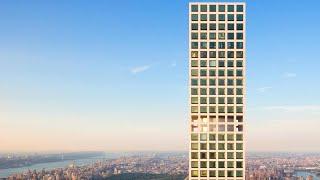 Парк-авеню, 432 / Новая икона Нью-Йорка / Современный дом