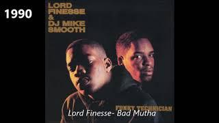Underrated Hip Hop Beats Pt 1 (1988-1992)
