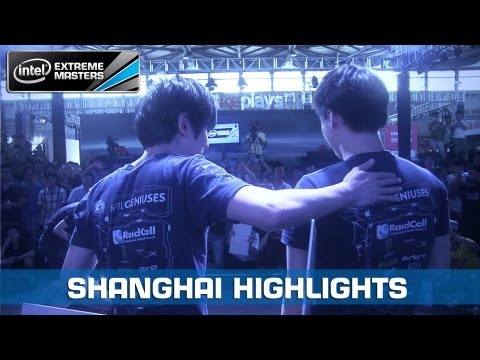 IEM Shanghai 2013 aftermovie