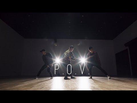 P.O.V. by DVSN   Brian Puspos Choreography   @brianpuspos @dvsndvsn