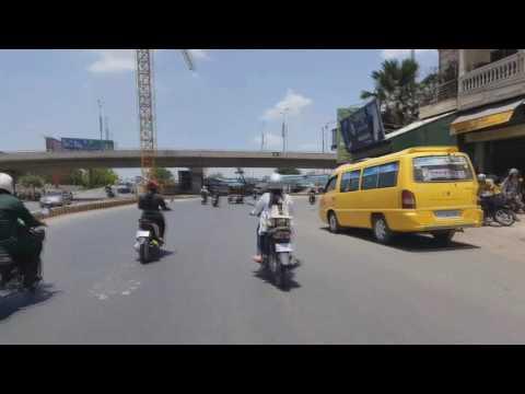 Asia Travel - Phnom Penh Tourism 2017.