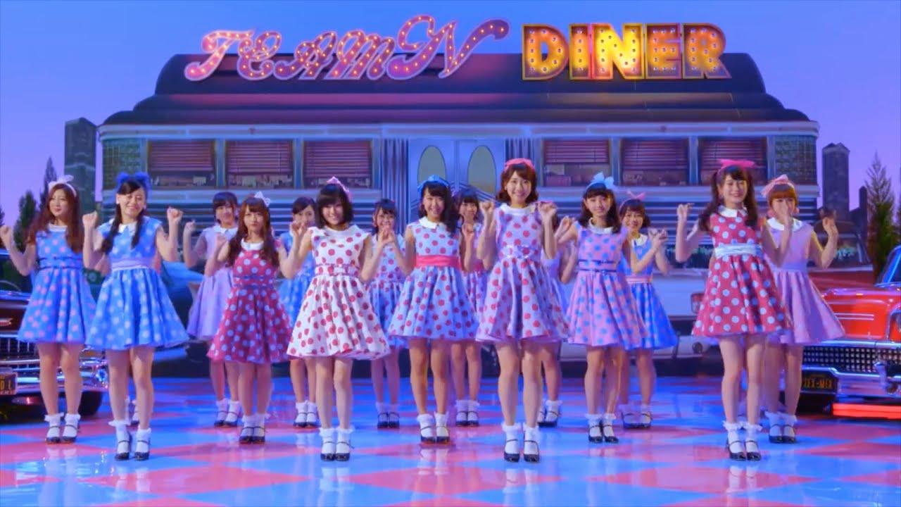 【MV】休戦協定 / NMB48 Team N [公式] (Short ver.)