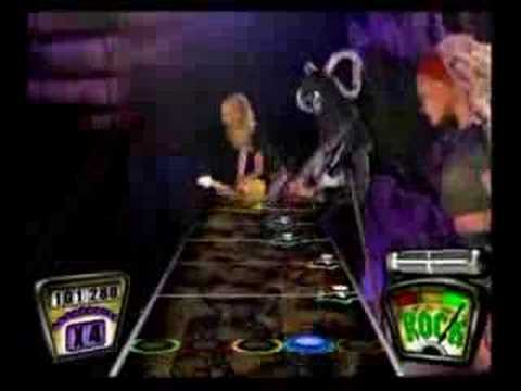 Guitar Hero 2 (80s Edition) We Got The Beat Expert 100%