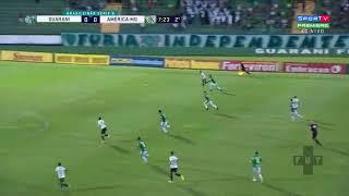 Guarani e América MG, Melhores Momentos pelo Brasileirão Serie B hoje 22/11/2019 Rodada 37 Gol do