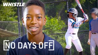 13-Year-Old Baseball PRODIGY Batted .871! | Next Mike Trout? Video